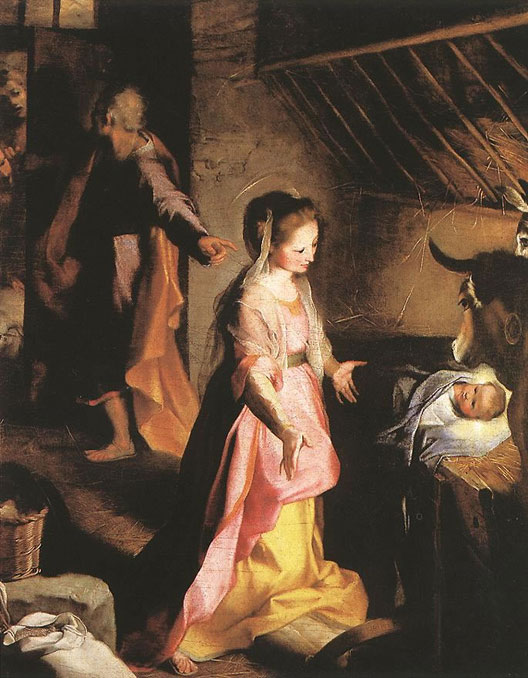 Barocci, Nativité (1597)