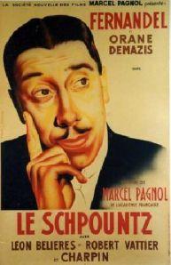 Affiche du film Le Schpountz (1938)