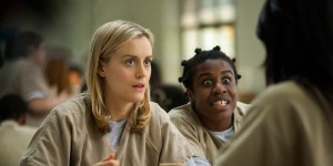 Piper Chapman et Crazy Eyes