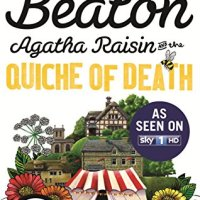 M.C. Beaton, Agatha Raisin 1. The Quiche of Death