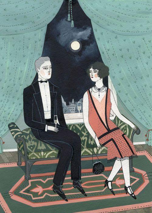 085fc3ad2ae5e5768ceb49a1ae246d23--virginia-woolf-vintage-illustration